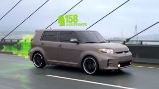 The 2012 Scion xB