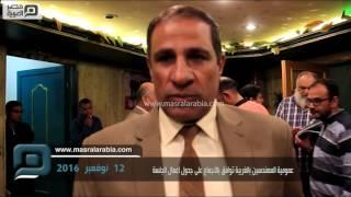 مصر العربية |  عمومية المهندسين بالغربية توافق بالاجماع على جدول اعمال الجلسة