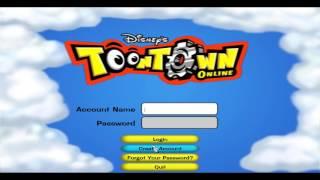 Toontown 2003 - Unused Login and Register Prompt