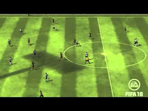 C. Termarco - Macclesfield Town - Half Star Team Half Field Goal - FIFA 10