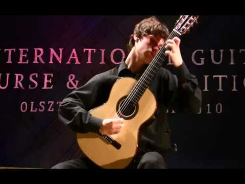 Marek Pasieczny PARTITA in A Marcin Kuzniar (guitar) 2/2