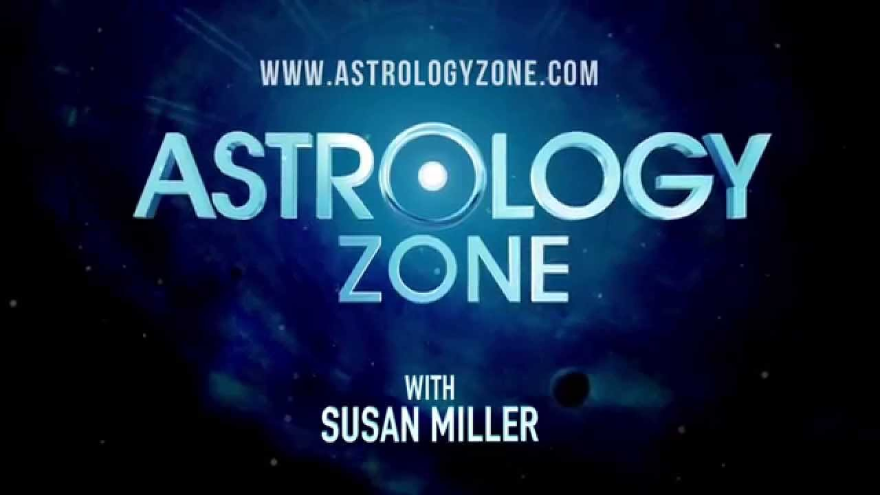 Astrology Zone with Susan Miller - April 2015