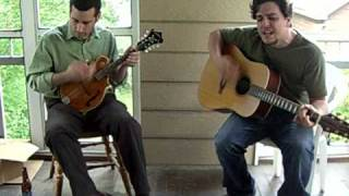"Joe Marrero and Jeff Feinberg ~ ""Black Diamond Bay"" by Bob Dylan ~"