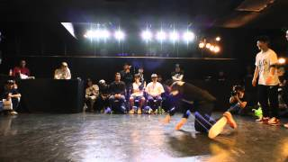 AYANE & NOA☆ vs BDM-S FINAL / BOTY B-GIRL 2vs2 BATTLE JAPAN PRELIMINARY
