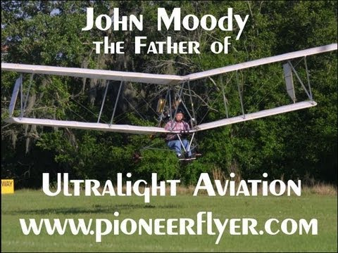 Ultralight aircraft, John Moody talks to Dan Johnson about the early days of ultralight aviation.