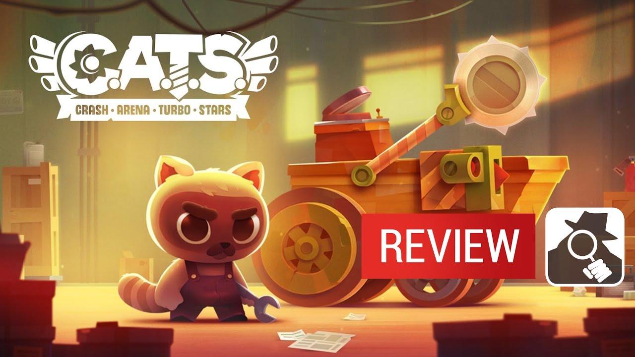Cats Crash Arena Turbo Stars Review