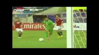 Iraq vs Egypt Arab Nations Cup 2012
