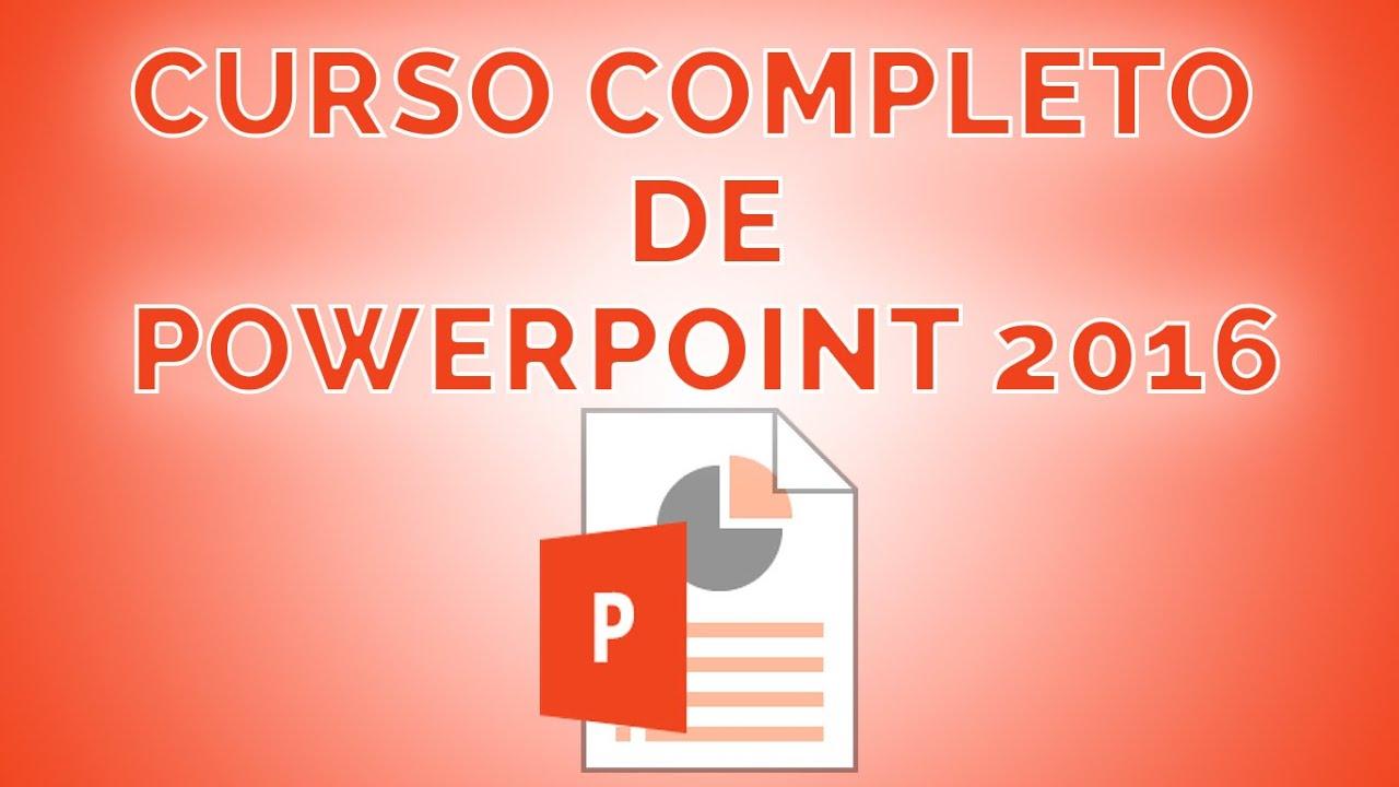 powerpoint tutorial 2016 pdf
