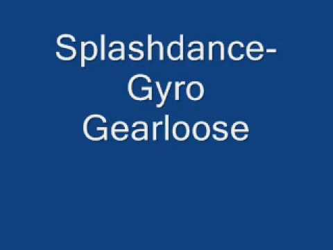 Splashdance-Gyro Gearloose