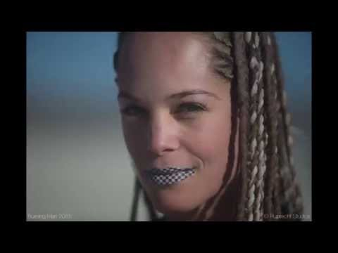Burning Man 2015 Stop Motion Music Video Set by Peter Ruprecht and Music by Scumfrog.  1080 HD!