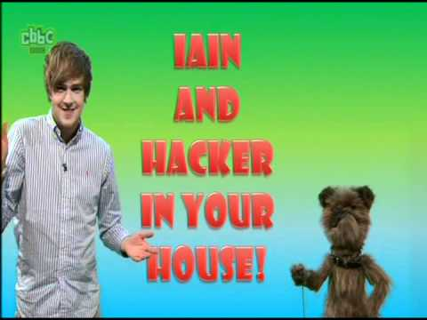Iain and Hacker - 12/09/2011 - Afternoon (Part 2/2)