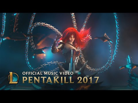 Pentakill: Mortal Reminder [OFFICIAL MUSIC VIDEO] | League of Legends Music thumbnail