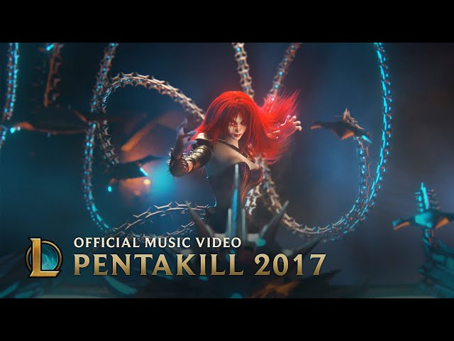 Pentakill: how a metal band that doesn't exist made it to No 1 | Music |  The Guardian