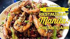 Best Szechuan Restaurant Manila: Chuan Xiang A Venue Mall Makati