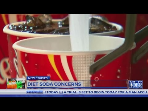 Dr. Campbell: Diet soda can triple risk for stroke and dementia