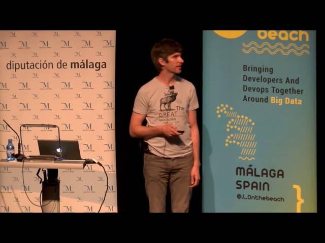 C2MON - A highly scalable monitoring platform for Big Data scenarios @CERN -Matthias Bräger -JOTB16