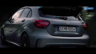 Тест-драйв Mercedes Benz A Class
