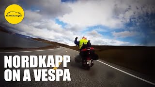Thessaloniki - Nordkapp on a Vespa / The Movie