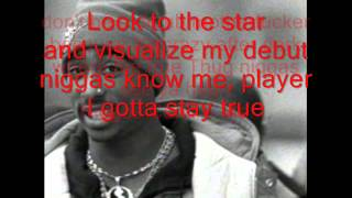 2Pac You Cant See Me (Lyrics) (letras en inglés)