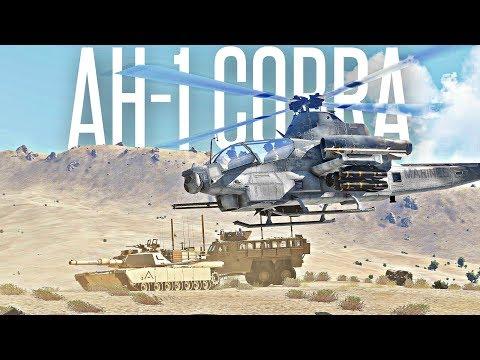 AH-1Z VIPER CLOSE