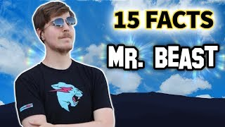 15 Surprising Mr Beast Facts You Never Knew | $2 Million Dollars Given Away