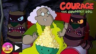 Cesaret Korkak Köpek   Rabbid Rakunlar   Cartoon Network