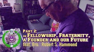 Bro. Robert S. Hammond - 1949 Delta Psi  (Part 2)
