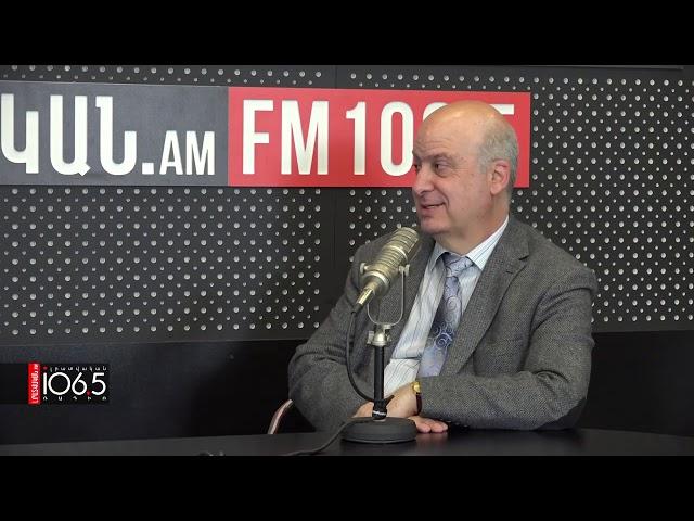 Հանուն հայոց լեզվի.  «Թարմ ուղեղով»՝ Դավիթ Գյուրջինյանի հետ (Լրատվական ռադիո)