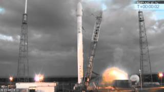 SpaceX Falcon 9 / SES-8 Launch Abort After Engine Ignition On Thanksgiving Day