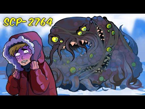 SCP-2764 Чужеродное существо