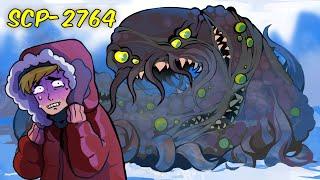 SCP-2764 Чужеродное существо из Антарктиды (Анимация SCP)