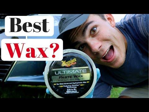 Best Car Paste Wax