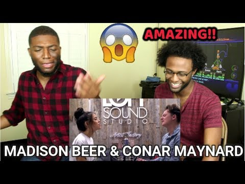 ZAYN - Dusk Till Dawn ft. Sia (SING OFF vs. Madison Beer) (REACTION)