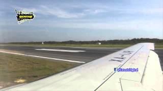 Aterrizaje Aeropuerto Mazatlan 28 Octubre 2013