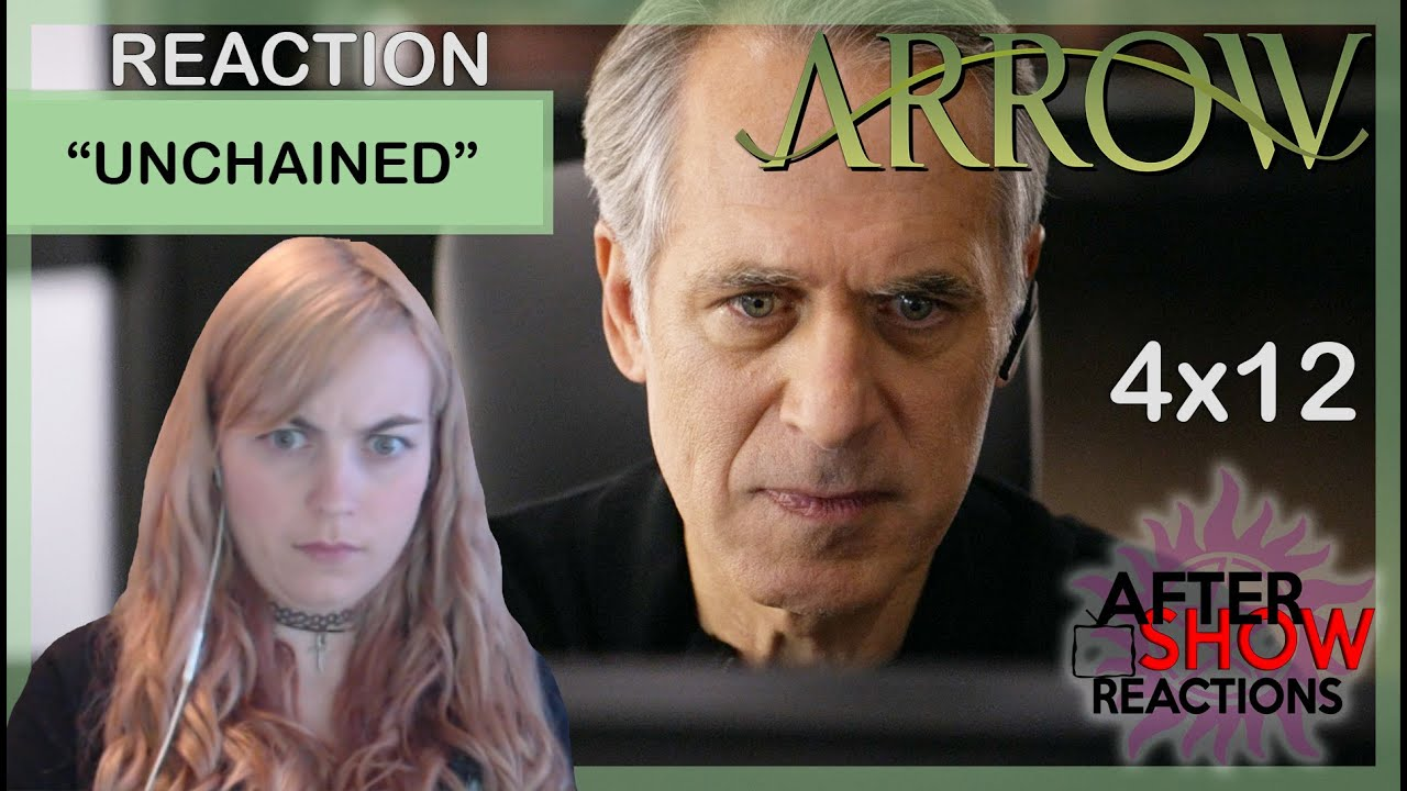 "Download Arrow 4x12 - ""Unchained"" Reaction Part 2"