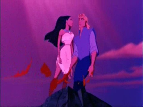 I Will Always Be With You - Pocahontas