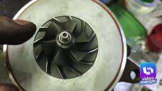 Ремонт Турбины самостоятельно ч2: чистка, сборка, установка картриджа