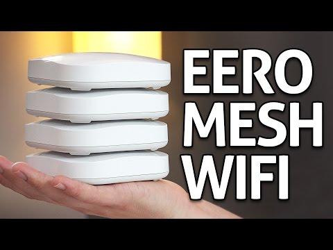 King Of Mesh WiFi?! Eero Setup & REVIEW