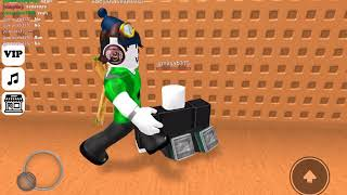 Sherwin playing New points shop in Roblox
