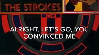 The Strokes - 12:51 (Lyrics) [HQ]