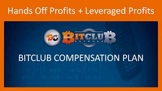 BitClub Network Compensation Plan