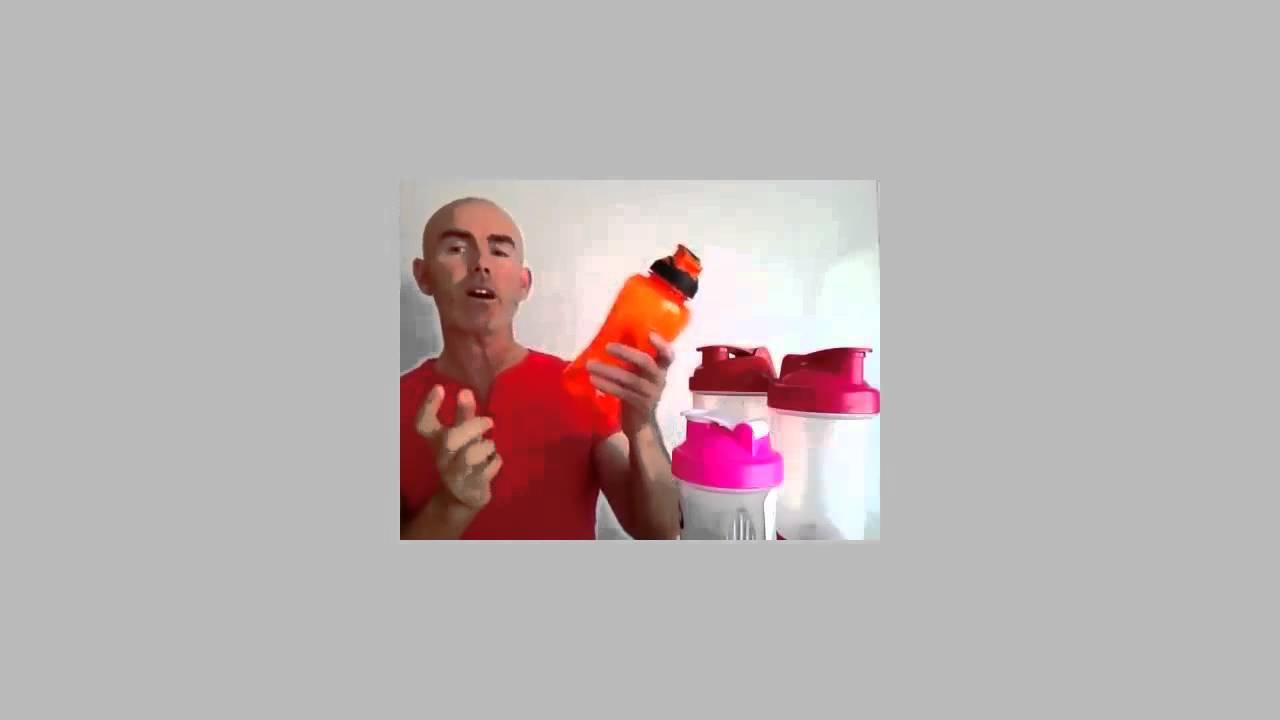 Shaker Bottle Wire Whisk And Blender Ball Review - YouTube