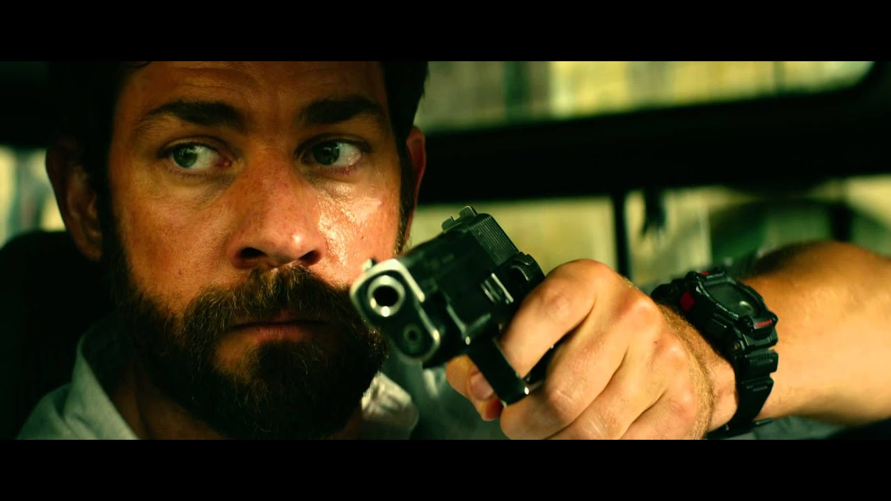 13 Hours: The Secret Soldiers Of Benghazi - Official® Trailer 1 [HD]