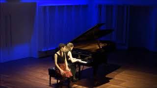 Beth & Flo: C. Saint-Saëns - Ave Maria / S. Rachmaninov - Russian Theme