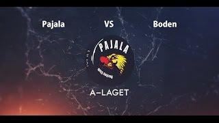 Pajala Hockey A-lag   Boden HF - 2015 - 03 - 07