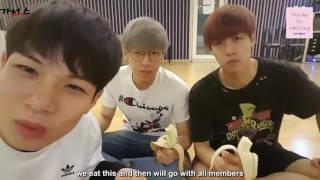 Video [Eng sub] N.Flying - REAL Observation Camera #6 (I am a banana) download MP3, 3GP, MP4, WEBM, AVI, FLV Juli 2018