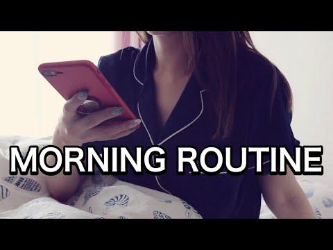 【モーニングルーティン】morning routine 2018/夏