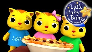 Three Little Kittens | Part 2 | Nursery Rhymes by LittleBabyBum!