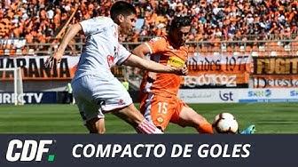 Cobreloa 2 - 1 Deportes Valdivia | Campeonato As.com Primera B 2019 | Fecha 25 | CDF