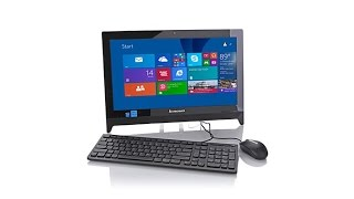 Lenovo 19.5in Intel 4GB, 500GB AllinOne Win 8 PC